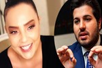 Reza Zarrab'a haciz kararı Ebru Gündeş'e bildirildi!