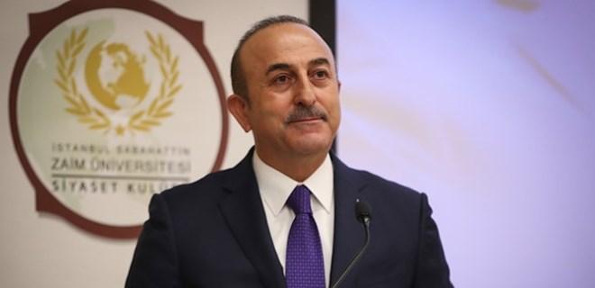 Bakan Çavuşoğlu'ndan çarpıcı açıklamalar