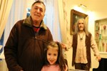 Barış Manço'nun ölüm yıl dönümünde evine ziyaretçi akını