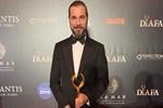 Engin Altan Düzyatan Dubai'den ödülle döndü