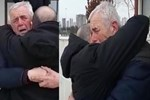Büyük buluşmada gözyaşları sel oldu!