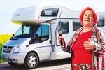 Selda Bağcan'dan turne için 3 odalı karavan