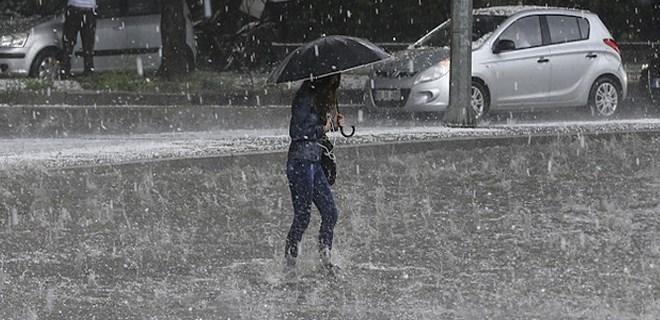 Meteoroloji'nin bu uyarılarına dikkat!..