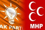 AK Parti ve MHP'den ortak liste