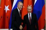 Cumhurbaşkanı Erdoğan - Putin görüşmesi sona erdi