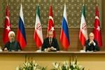 Soçi'de kritik Üçlü Suriye Zirvesi