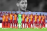 Emiliano Sala için saygı duruşu