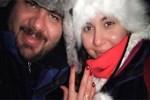 Eser Yenenler'den sevgilisine evlilik teklifi!