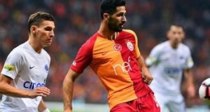 Galatasaray 3 puanı 4 golle aldı!