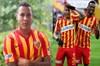 Sahasında Göztepe'yi 2 golle mağlup eden İstikbal Mobilya Kayserispor'da maçın kahramanı Tjaronn...