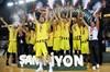Türkiye Basketbol Federasyonu (TBF) tarafından Ankara Spor Salonunda düzenlenen Erkekler Türkiye...