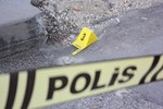 Ankara'da kadın cinayeti