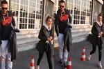 Aslı Enver ve Murat Boz Etiler'de sobelendi