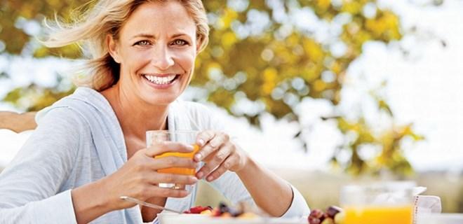 Sağlıklı beslenmeyle gribe gardınızı alın