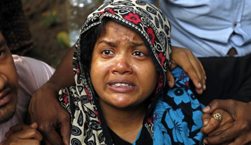 Bangladeş'teki faciada ölü sayısı yükseldi