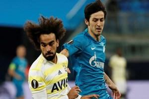 Fenerbahçe, Avrupa'ya veda etti