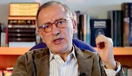 Fatih Altaylı'nın Davutoğlu iddiası çok konuşulacak!