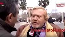 A Haber'in tartışma yaratan röportajı!