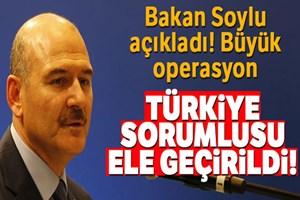 İçişleri Bakanı Soylu'dan son dakika açıklaması