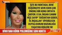 Bülent Ersoy'un kürk isyanı!