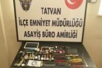 10 farklı evden hırsızlık yapan 4 kişi yakalandı
