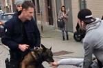 Belçika'da Türk öğrenciler ile polis arasında kavga