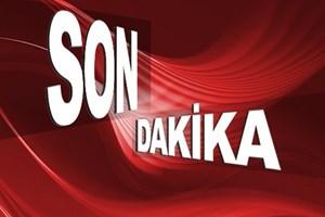 Beykoz Kanlıca'da istinat duvarı çöktü