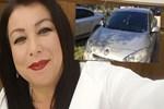 Edremit'te kadın muhtar aracında ölü bulundu