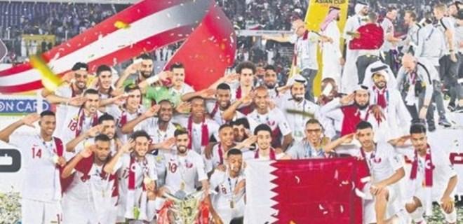 Başkan Erdoğan Katar'ı tebrik etti