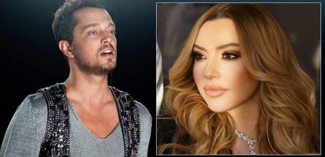 Murat Boz'dan Hadise'ye büyük şok!