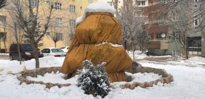 Muş'ta Sibirya soğukları!