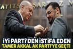 İYİ Partili vekil AK Parti'ye geçti!