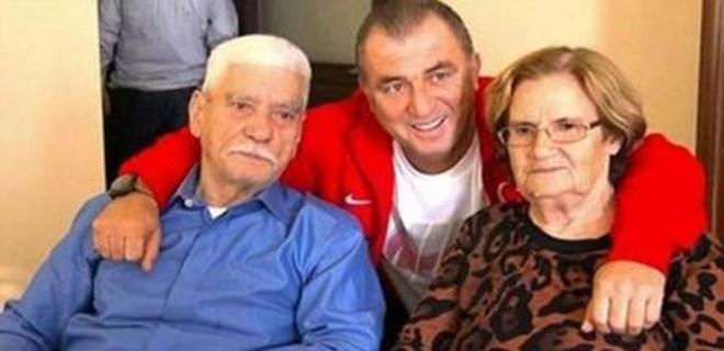 Fatih Terim'in babası hayatını kaybetti