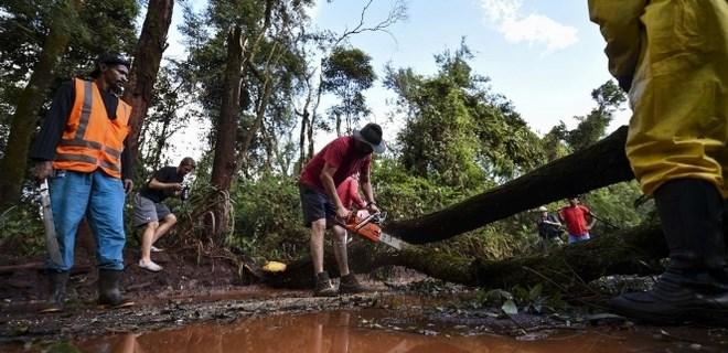 Brezilya'daki baraj faciasında ölü sayısı 142'ye yükseldi!
