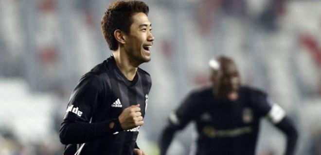 Beşiktaş'ta başrolde Kagawa