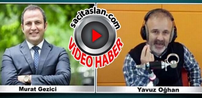 Murat Gezici ile Yavuz Oğhan arasında anket tartışması!