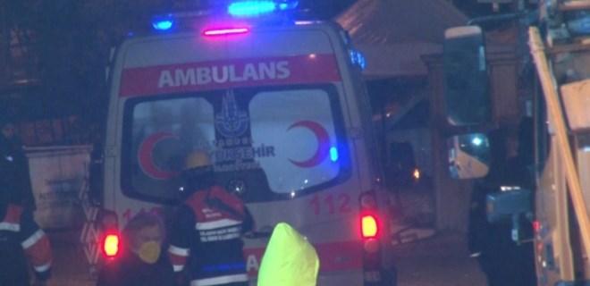 Kartal'da çöken binadan bir acı haber daha!