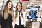 Sarıoğlu'ndan iki takipçisine business uçuş