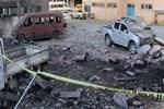 Trabzon'daki patlamanın boyutu gün ağarınca ortaya çıktı!