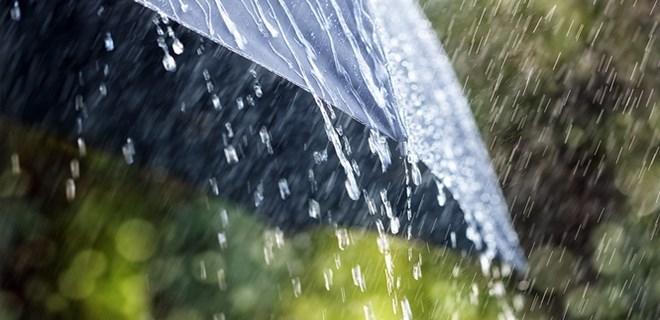Meteorolojiden İstanbul ve Trakya için sağanak yağış uyarısı