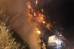 Sarıyer Midyeciler çarşısında patlama