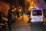 Sarıyer'de silah sesleri mahalleliyi ayağa kaldırdı