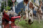 Brezilya'da sel felaketi