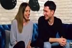 Kaygılaroğlu çiftinin 5. yıl mutluluğu