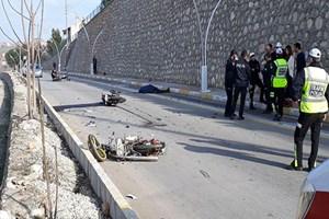 Uşak'ta acı kaza!