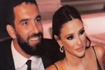 Arda Turan'dan Aslıhan'a ikinci kez evlilik teklifi