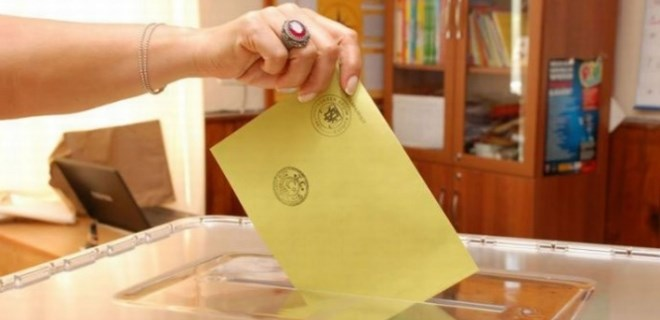 AK Parti'nin 870 bin kişilik seçim ordusu