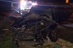 Tekirdağ'da korkutan trafik kazası