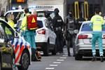 Hollanda'da dehşet veren silahlı saldırı!