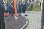 İzmir'de çocuk parkında dehşet!